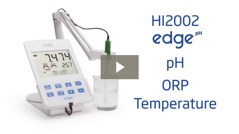 edge® Digital pH Meter - HI2002-01