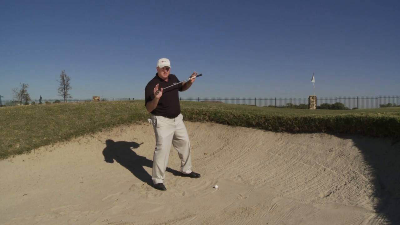 How to Hit Out of The Bunker Properly