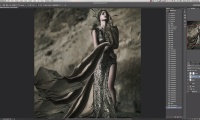 Thumbnail for Beach Goddess / Retouching Image 4