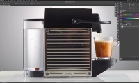 Thumbnail for Product Retouching / Coffee Maker: High Median Workflow