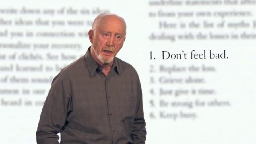 Myth 1 - Don't Feel Bad