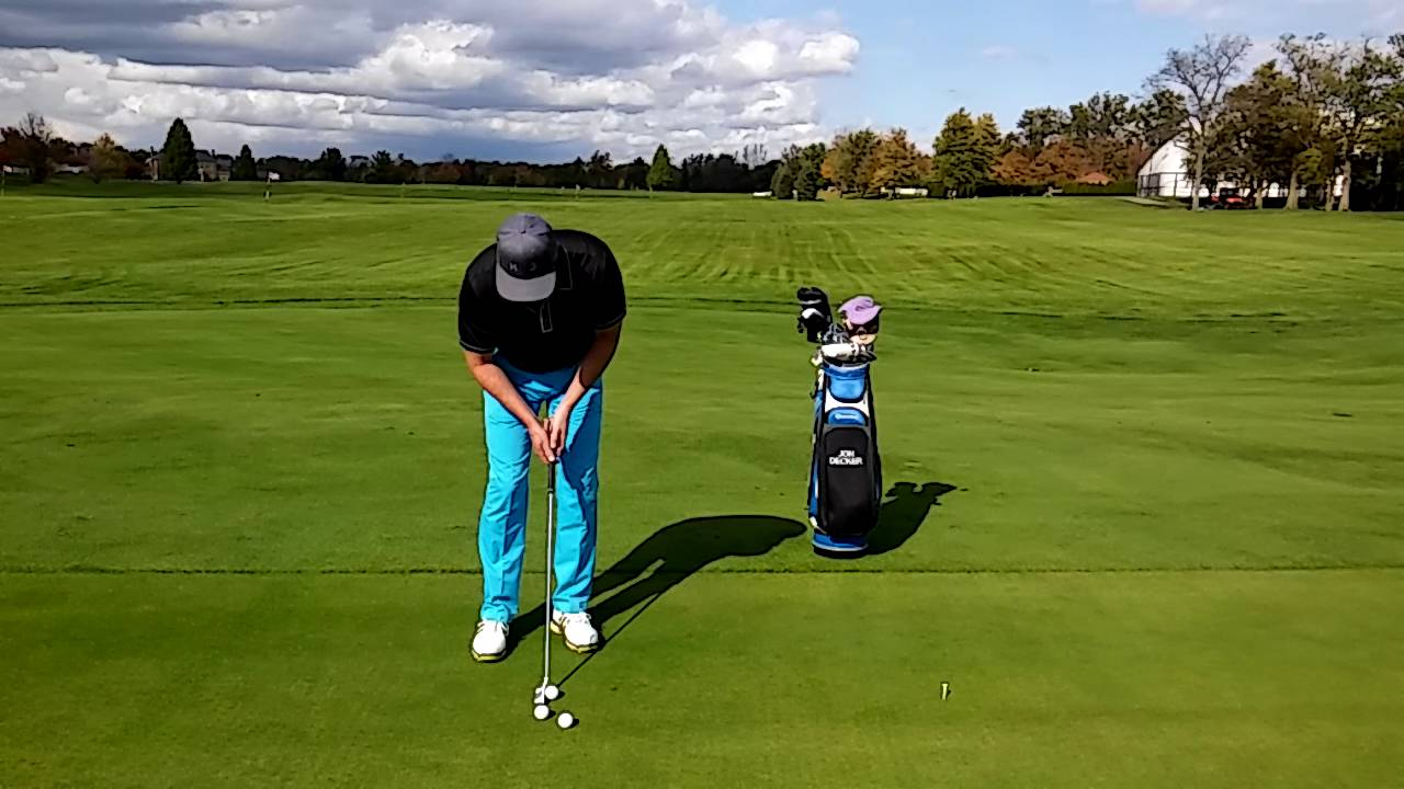 Practice Accuracy on Short Putts like Rickie Fowler