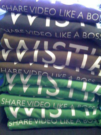 Wistia Shirts