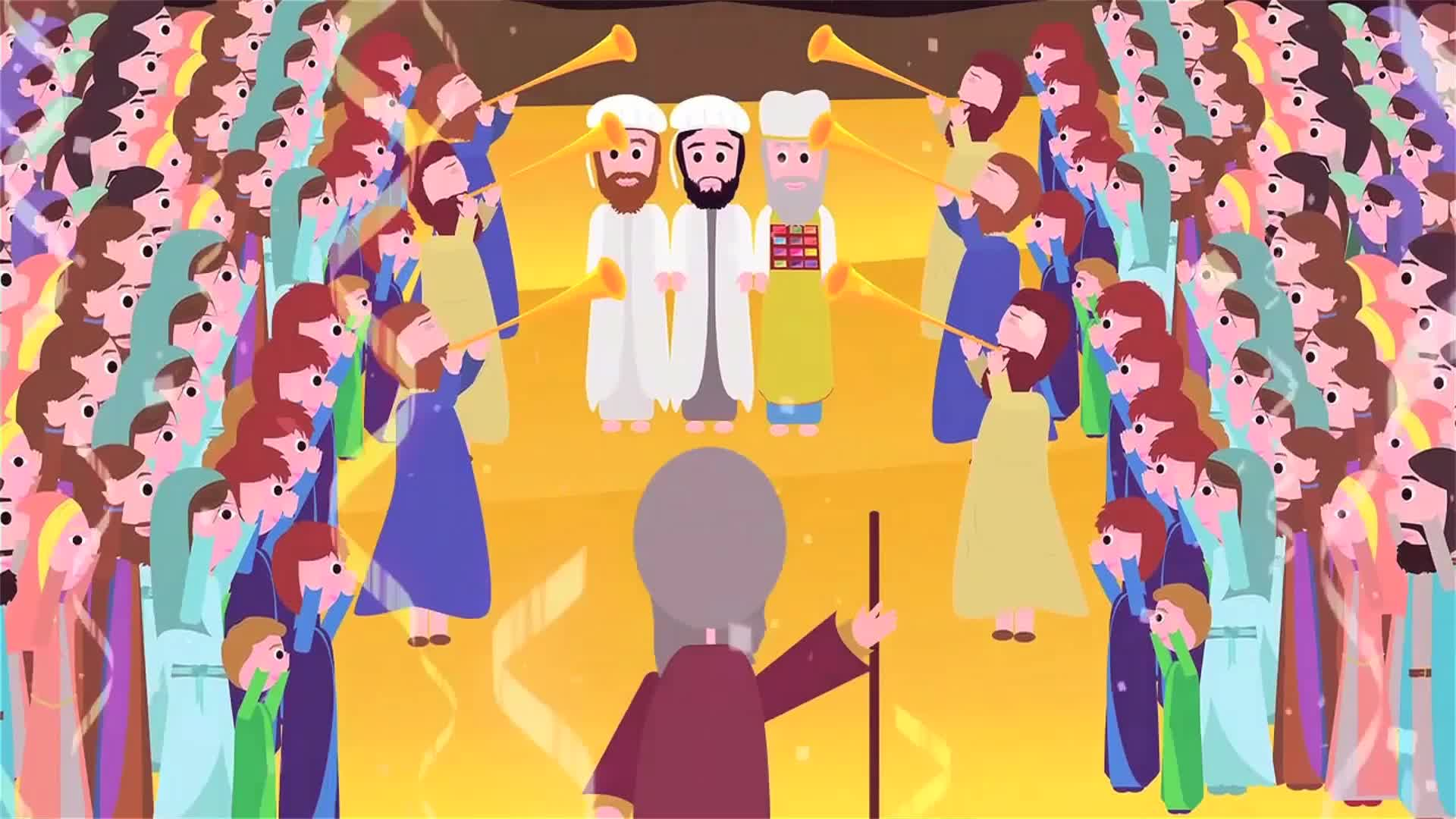 The Parsha Experiment - Bereishit: Is The Torah One Big Story?