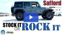 Safford of Warrenton MOPAR® Jeep Lift Kits