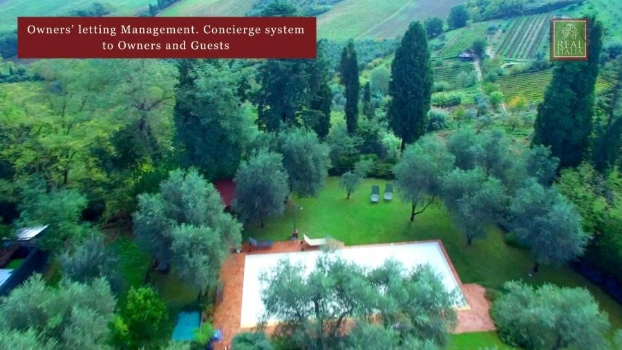 Ville degli Olivi Lajatico, Tuscany - 90 seconds to the main square