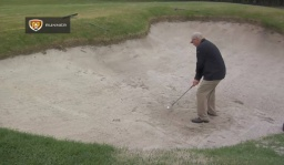 Breaking 90: Running Bunker Shots