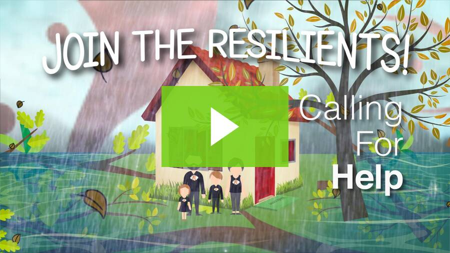Ep 5. The Resilients know when to call for help