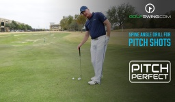 Pitch Perfect - Pitch Shot: The Spine Angle Drill