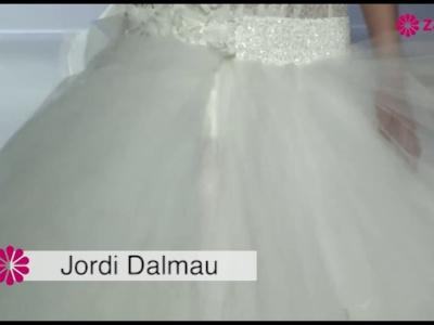 Vestidos de novia con pedrería 2014