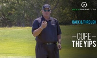 Cure the Yips: Create Rhythm with Back and Through