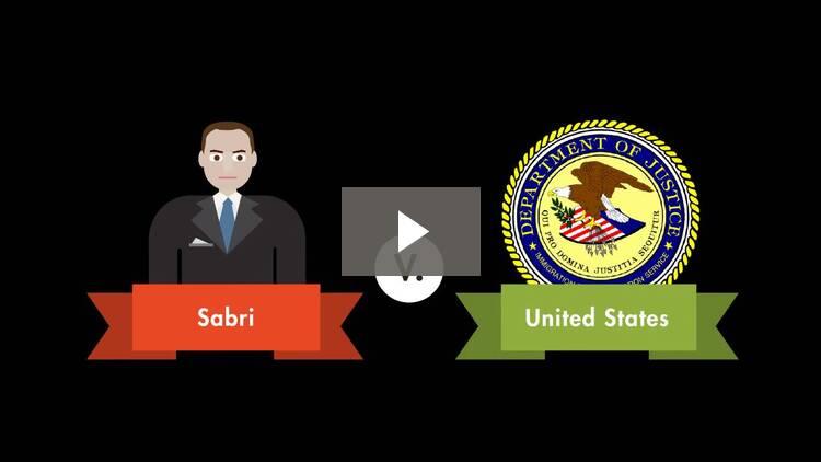 Sabri v. United States
