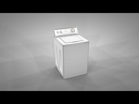 How It Works: Top Load Washer