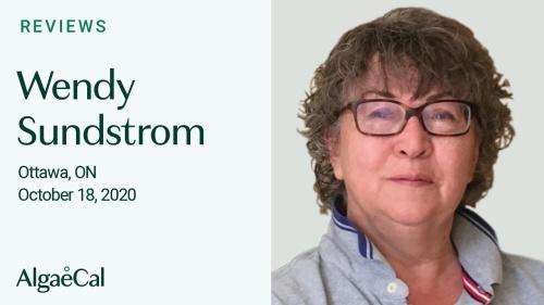 Testimonial thumbnail portrait of Wendy Sundstrom