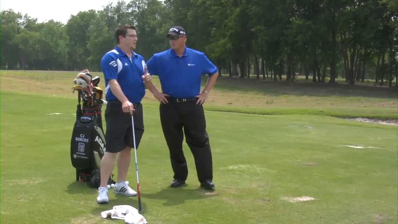 ABC's of Golf: Physical Training with Damon Goddard