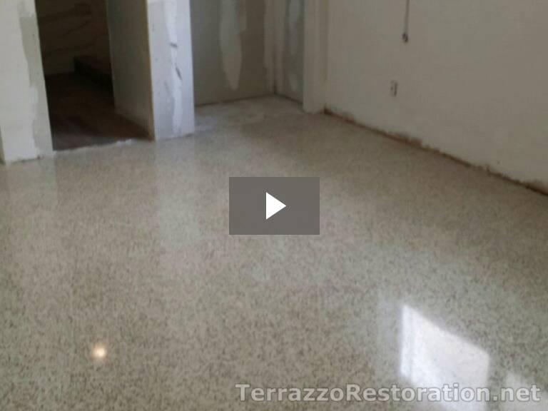 Terrazzo Floor Cleaning