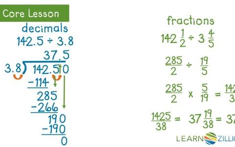 2-5 problem solving dividing rational numbers