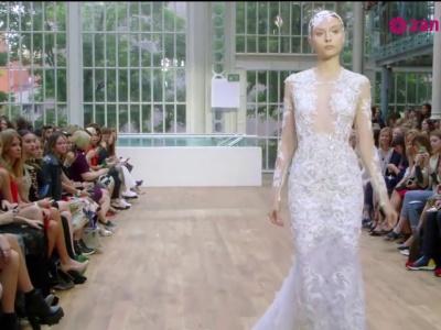 Las tendencias en vestidos de novia que arrasarán en 2015