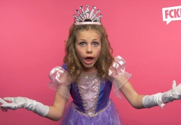 """F-Bombs for Feminism: Potty-Mouthed Princesses Use Bad Word for Good Cause,"" FCKH8 (EXPLICIT) thumbnail"
