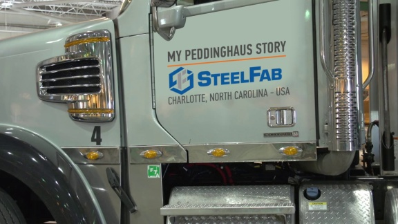 My Peddinghaus Story - SteelFab - Charlotte, North Carolina, USA