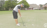 After Identifying Break, Get the Ball Started on Line