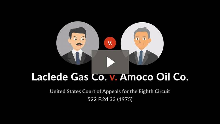 Laclede Gas Co. v. Amoco Oil Co.