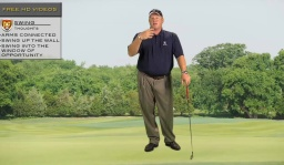 Correct Swing Thoughts will Help Your Game