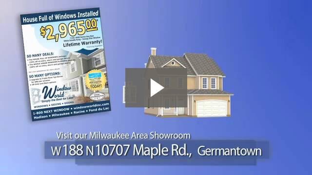 Replacement Windows Milwaukee WI