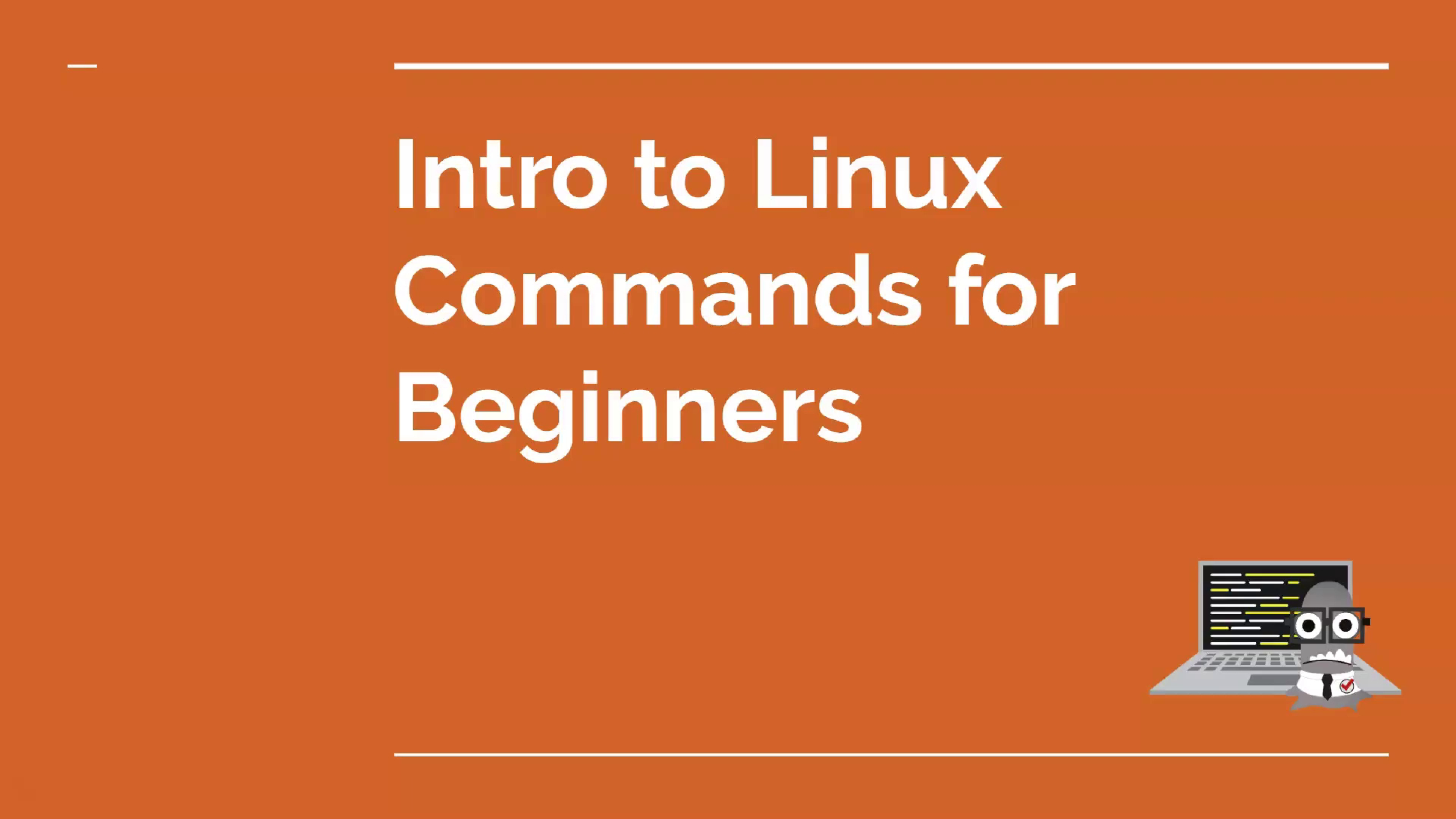 Introduction to Linux Commands for Beginners