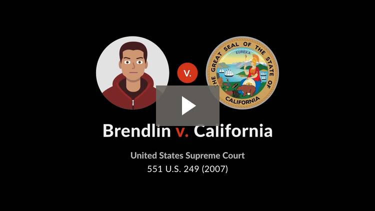 Brendlin v. California