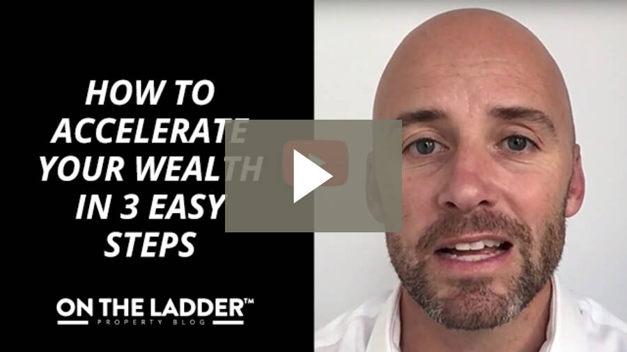 How to accelerate your wealth in 3 easy steps.