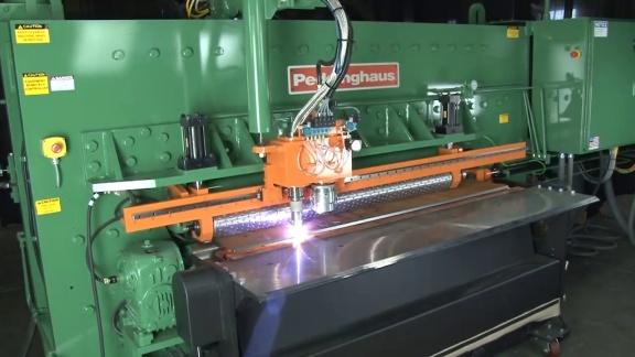 FPB-1800 - Plattenbearbeitungsanlage