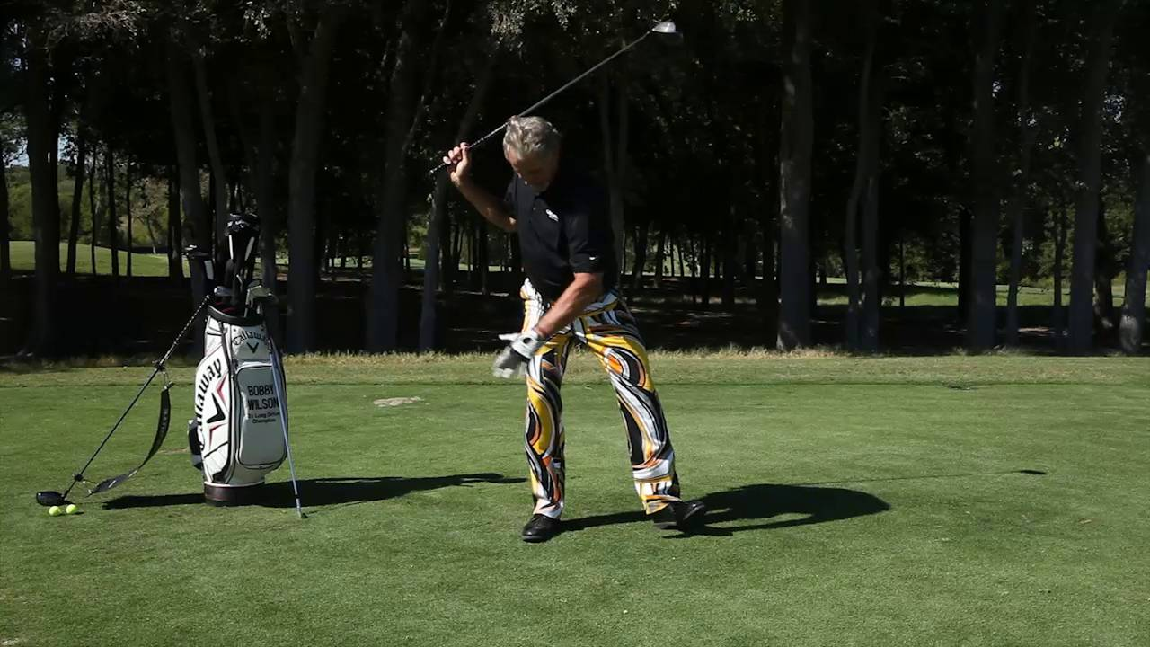 Doing This Will Improve Your Golf Balance