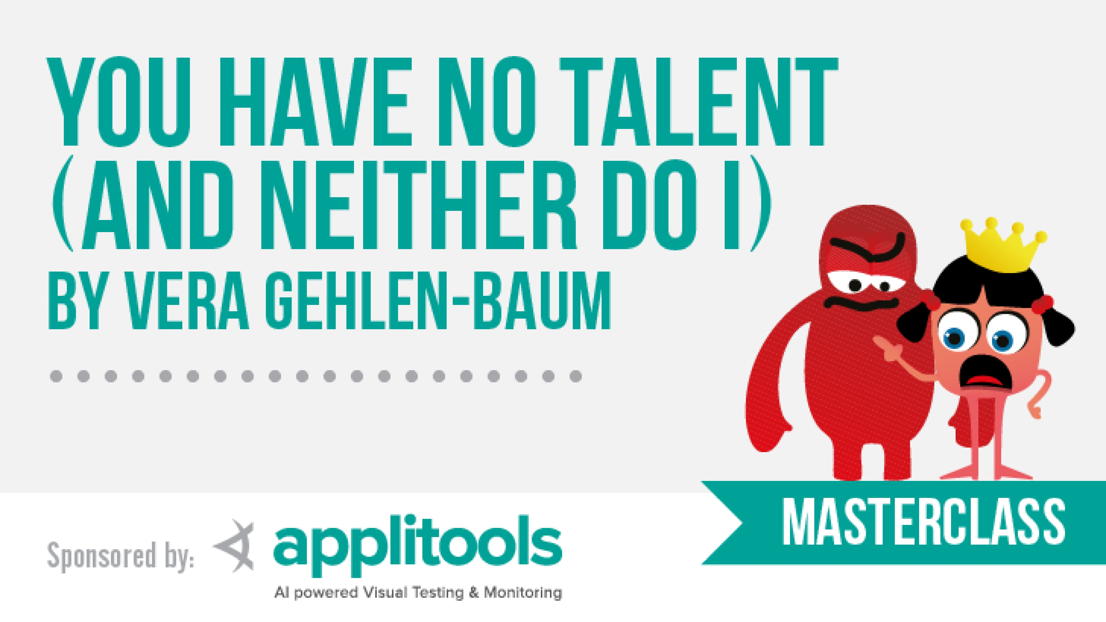 A Software Tester's Guide to Expertise with Vera Gehlen-Baum