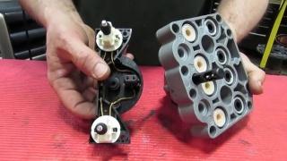 Installing ABS Modulator Valve Kit On Discovery Series II