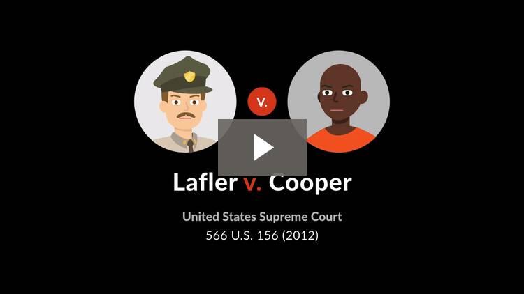 Lafler v. Cooper