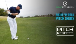 Pitch Perfect - Pitch Shot: Play to a Short Pin