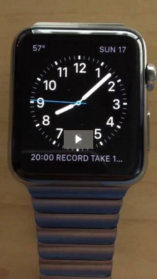 , Apple Watch's Smooth Flow Attention to Detail