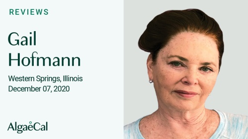 Testimonial thumbnail portrait of Gail Hofmann