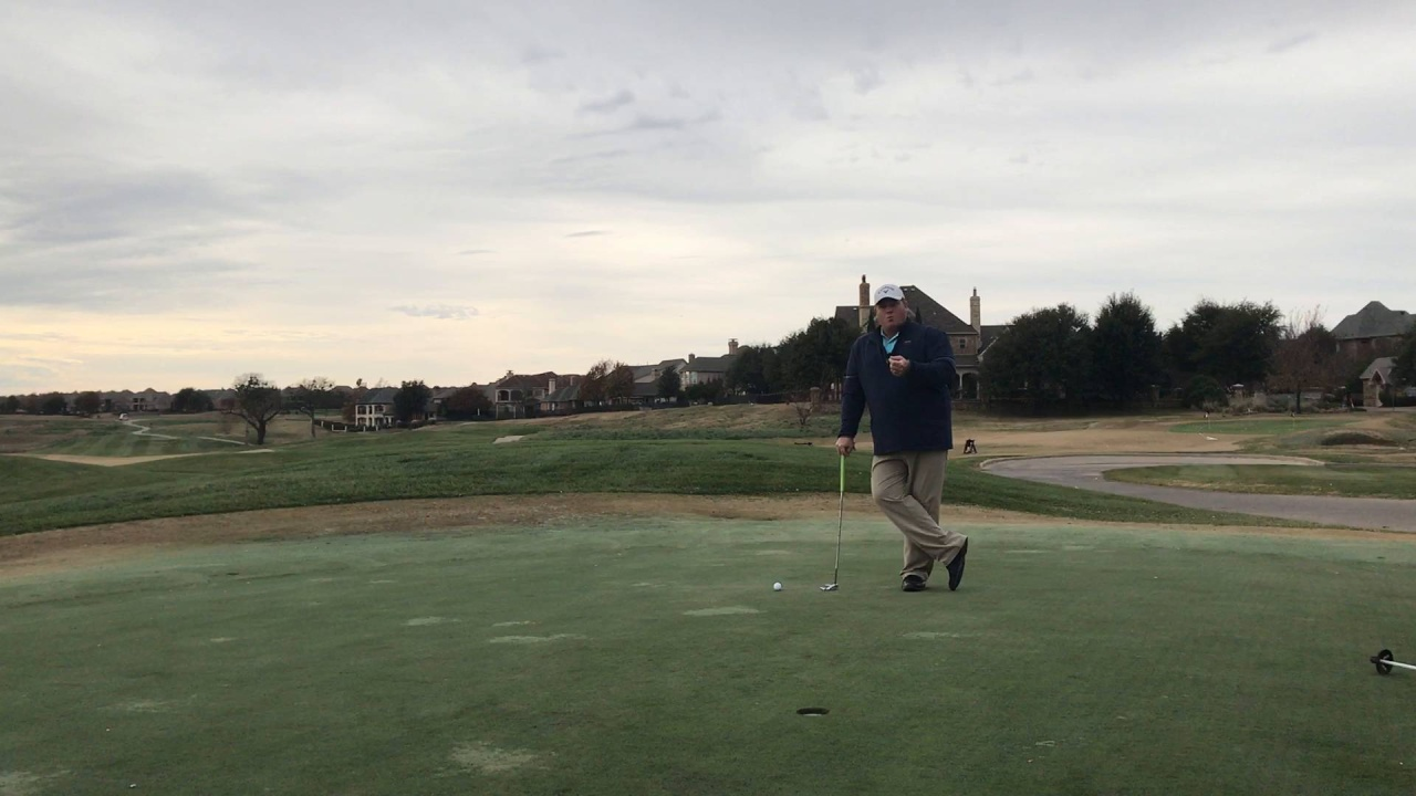 How to Drain More Putts On the Golf Course