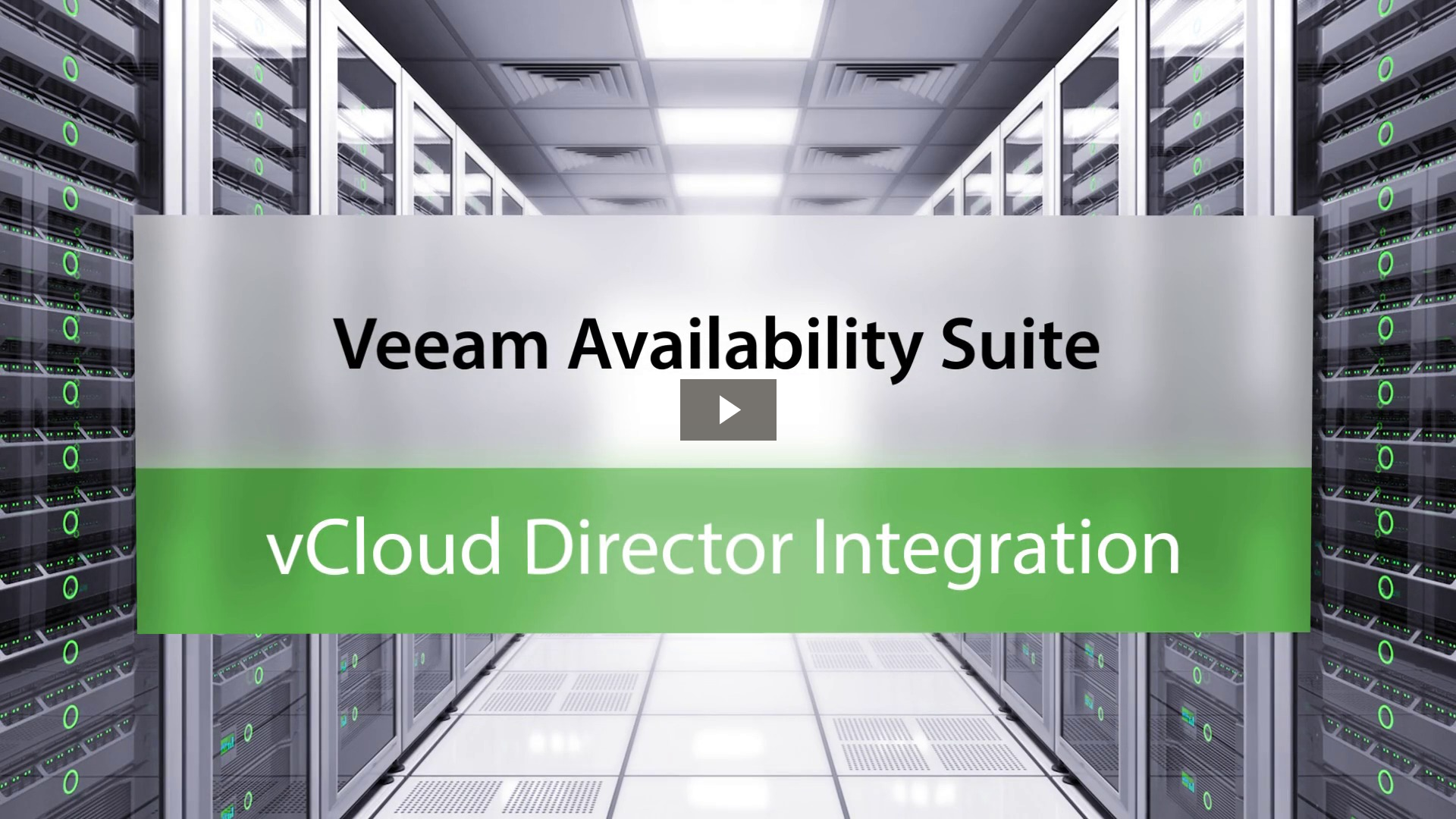 VMware vCloud Director support