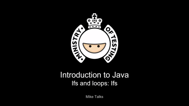 Ifs and Loops: Ifs