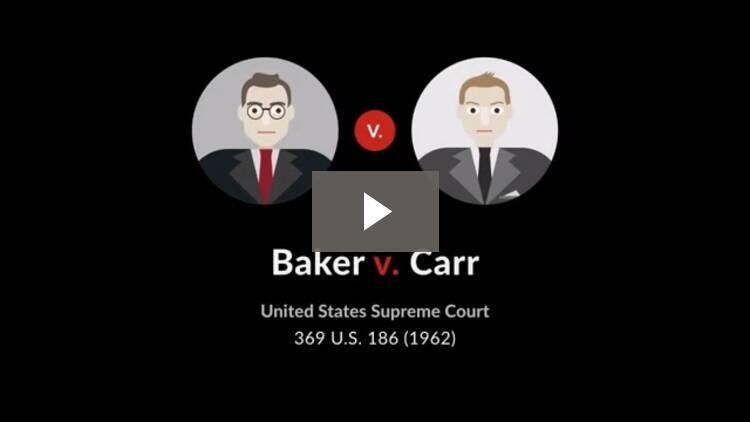 Baker v. Carr