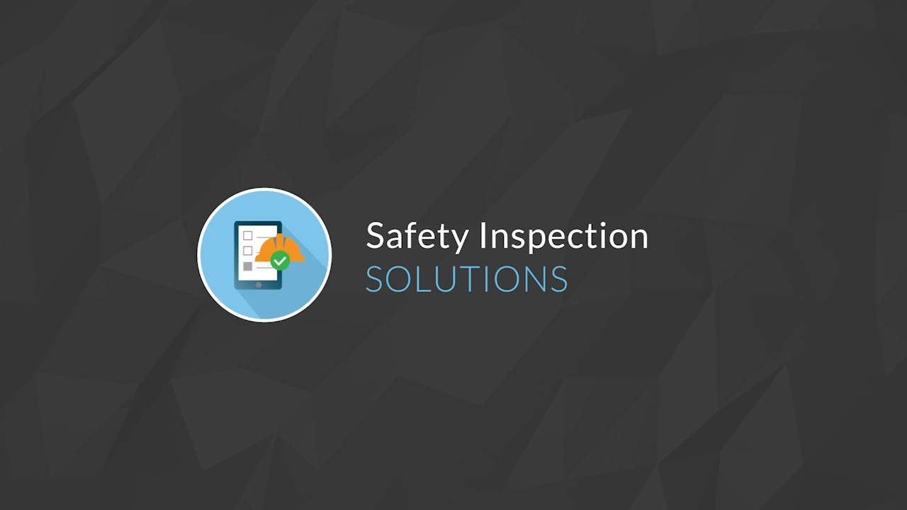 Safety Inspection Software overview video