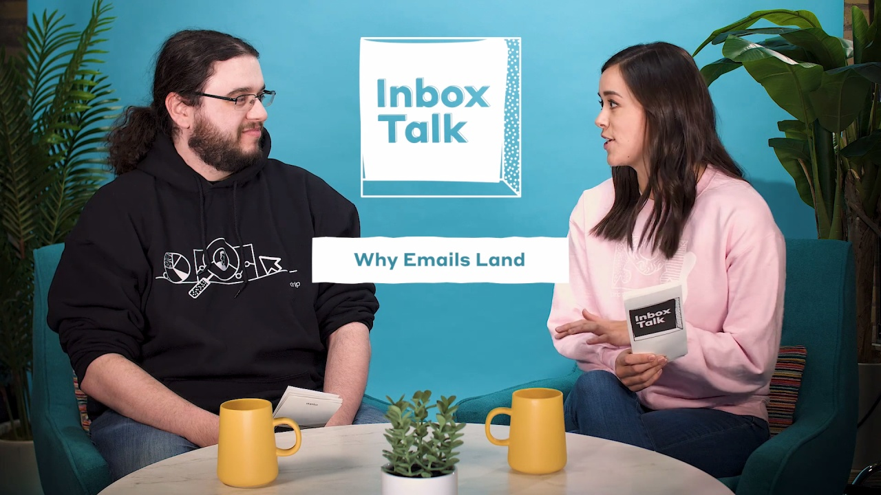 Why Emails Land Episode Thumbnail