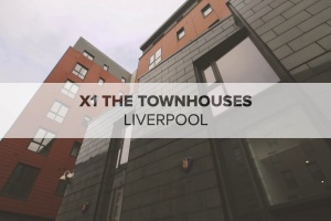 The Townhouses at X1 The Courtyard - Property Tour - January 2017