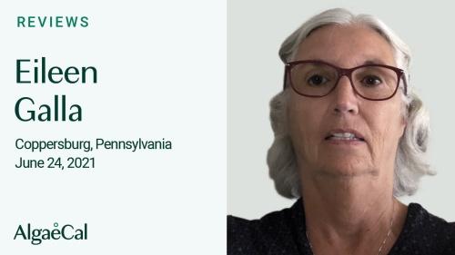 Testimonial thumbnail portrait of Eileen Galla