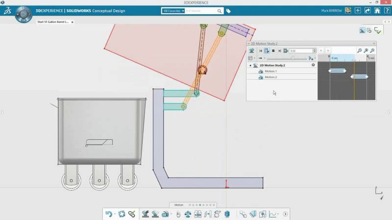 Perfect Designs in Real-Time with SOLIDWORKS Conceptual Designer
