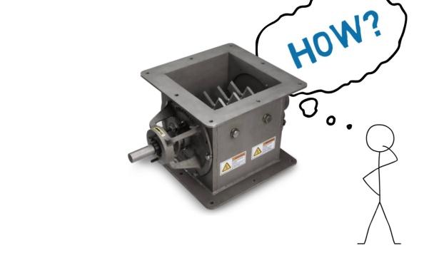 Piece Breaker valve declares war on lumps