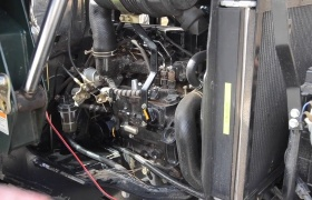 Changing the Oil and Filter on a Compact Tractor